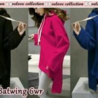 Jual DeltaRN Haddie batt Sweater Cewek Jumbo Batwing Murah