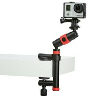 Jual SPORT ACTION CLAMP & LOCKING ARM AKSESORIS GOPRO,BRICA,SJCAN,XIAOMI YI Murah
