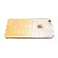 Jual  Casing iPhone 6 Plus Remax Bright Series Ombre Case Softcase T3009 Murah