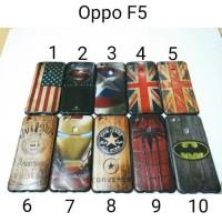 Jual Case OPPO F5 Softcase Karakter Avengers Marvel Superhero OPPO F5 Case Murah