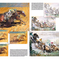 Jual BEST PRODUCT Leonardo Collection Horses and Riders Vol 11 Murah