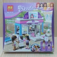 lego friends bela butterfly beauty shop (10156)