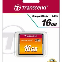 Jual CompactFlash 133x Standard 16GB Transcend Murah
