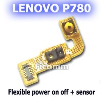 Lenovo P780 Flexible power on off