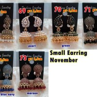 ANTING INDIA KECIL/SMALL EARRING NOV