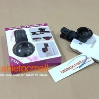 Jual Termurah Lensa SUPERWIDE 0 4x Jepit Universal pasangan tongsis Murah