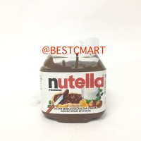 Jual NUTELLA FERRERO HAZELNUT SPREAD WITH COCOA 200GR Murah