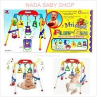 Jual Baby Playgym Musical Lokal ( Made in INDONESIA ) Murah