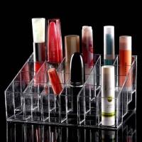 Jual READY Rak Lipstik/ Tempat Kutek Lippstick / 24 kotak/Kotak makeup Murah