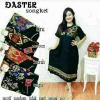 Jual Daster Songket -  Grosir Fashion Daster Wanita Murah Tanah Abang Murah