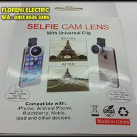 Jual  Selfie Cam Lens Super Wide T3009 Murah