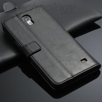 Leather FLIP COVER WALLET Samsung Mega 63 i9200 Case Cover C T3009