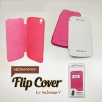 Jual  Case Folio Flip CoverFlipcover Andromax V T1310 Murah