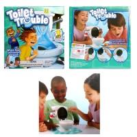 TOILET TROUBLE CHALLENGE 4402 BOARD GAME - MAINAN TEAM SERU FUN