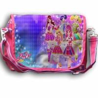Jual Tas Aikatsu Full Idol 3 Crossbody Bag. Bisa Tambah Tulisan Semaumu Murah