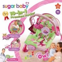 Jual TERMURAH TERLARIS Bouncer Sugar baby 10 in 1 Little Owl Murah