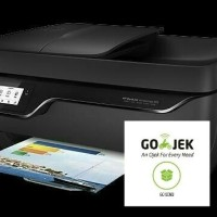 HP DeskJet Ink Advantage 3835 by Go-Jek Only(print,scan,copy,wireless)