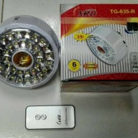 Jual New Lampu Emergency Fitting Remote XRB 635 SMD 35 LED Murah