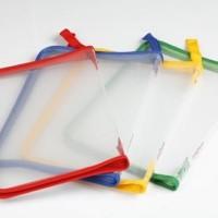 Map Plastik Resleting Zipper Bag X-One