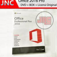 BEST Microsoft Office 2016 Pro Professional Plus Licensi ORIGINAL