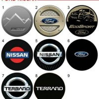 COVER BAN FORD NISSAN EVEREST TERRANO
