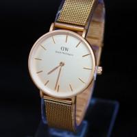 jam tangan perempuan anti air analog original alfa mirage casio alba