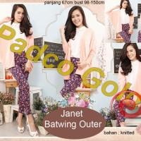 Jual NN-TP Janet Batwing Outer New Korean Style PG97 Murah