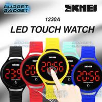 SKMEI Jam Tangan Wanita LED Touch Layar Sentuh Digital Limited