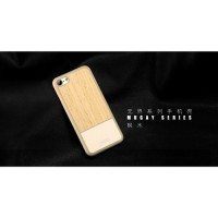 Jual Remax Boundless Series Protective Wood Case for iPhone 7 Murah