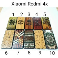 Jual Case Leather Fuze Karakter For Xiaomi Redmi 4x / Softcase Redmi 4x Murah