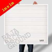 Jual Alas Foto / Background ukuran LARGE (1m x 1m)  Motif WOODEN TERLARIS Murah