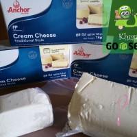 Cream Cheese/Chesse Cream Anchor 250 gr Repack