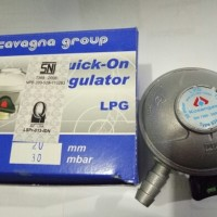 Kosangas Regulator gas LPG ASLI Denmark