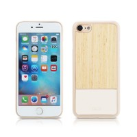 Jual Remax Boundless Series Protective Wood Case for iPhone Diskon Murah