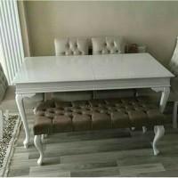 kursi meja makan bangku sofa kayu jati jepara minimalis kursi mewah