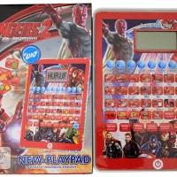 Jual Playpad 2 in 1 Avengers Age of Ultron Mainan Edukatif Anak Belajar Murah