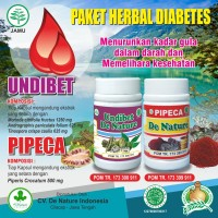Obat Diabetes Ekstrak Daun Herbal