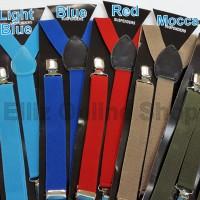 Jual Suspender/Bretel/Tali jojon 2,5 cm - Seri 2 - Untuk Anak dan Dewasa Murah