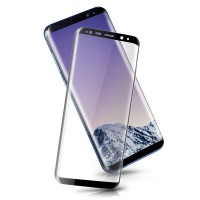 Tempered Glass 3D Full ANTIGORES - Samsung Galaxy S8 / S8 Plus
