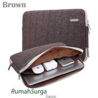 Jual Tas Laptop : Waterproof Laptop Bag/Sleeve for MacBook Air-Pro-Ret 13.3 Murah