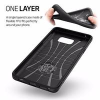 Jual Case Spigen Rugged IPhone 5 / 5s / 6 / 6+ / 7  /7+ carbon softcase Murah