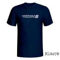 JGA078 KAOS GAME BALAP MOBIL ASPHALT AIRBONE TERBARU