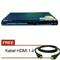 Jual DVD PLAYER GMC HDMI+KABEL HDMI Asli Murah