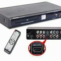 Jual DVD PLAYER GMC HDMI NON KABEL HDMI Promo Murah