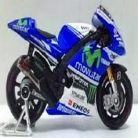 Jual MAISTO 1-10 MOTOGP YAMAHA VALENTINO ROSSI MINIATUR MOTOR  2015 Murah
