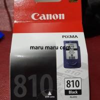 Tinta Canon Hitam 810 ori IP2770 MP287 MP258 MP237