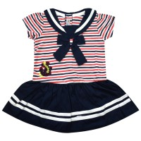 harga Bl2 Macbee Kids Baju Anak Dress Sailor Stripe Jangkar Navy Tokopedia.com