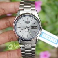 Jual Jam Automatic Seiko Series 5 S196050 Silver Chain (harg Berkualitas Murah
