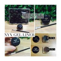 Jual NYX Gel eye Liner Limited Murah