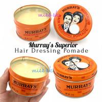 Jual [ SUPERIOR ] Murrays Pomade superior Hair dressing 85 g Murah Murah
